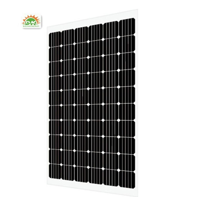 BIPV مونو لوحة للطاقة الشمسية