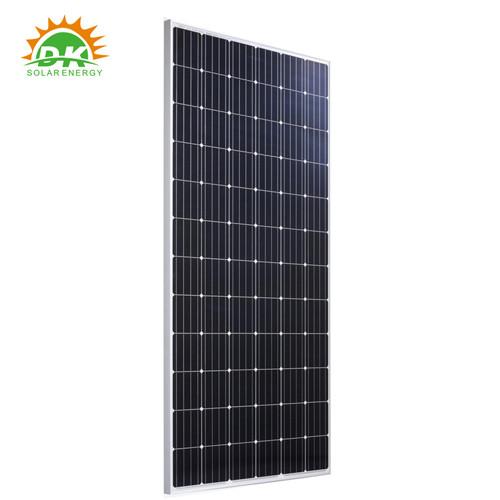Bảng điều khiển năng lượng mặt trời đơn tinh thể