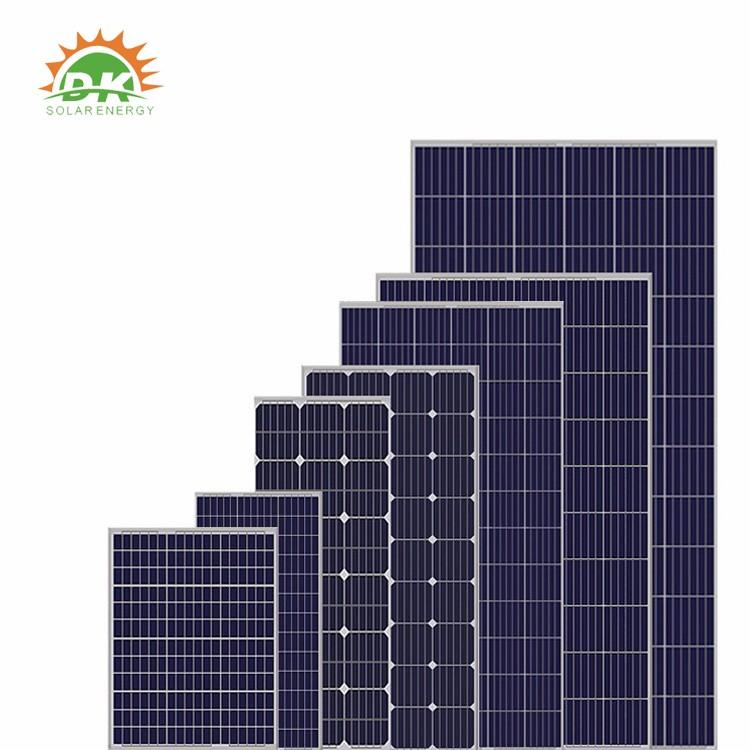 وحدة الطاقة الشمسية الخفيفة مونو