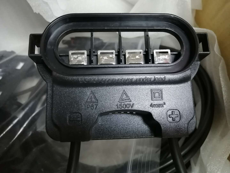 PV Junction Box 3diodes IP 67 العلامات التجارية ، المبيعات الشمسية pv تقاطع مربع الترقيات