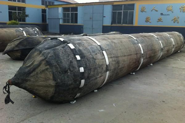 Perahu Inflatable Penanda Pelampung