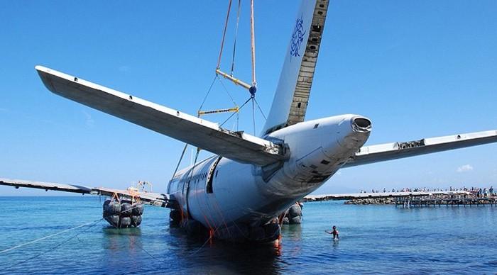 Airbag de barco