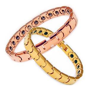 Germanium Stone Titanium Steel Bracelet