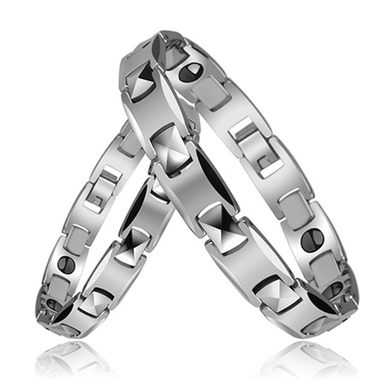 Top Sale Tungsten Steel Germanium Bracelet