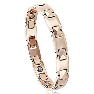 Fashion Style tungstène acier Germanium Bracelet