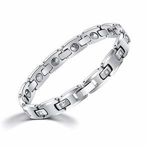Tungsten Steel Germanyum Energy Bracelet