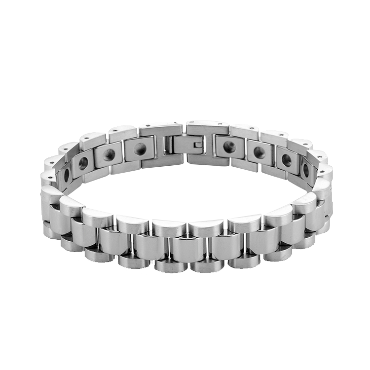 Pure Germanium Titanium Steel Power Bracelet Manufacturers, Pure Germanium Titanium Steel Power Bracelet Factory, Supply Pure Germanium Titanium Steel Power Bracelet