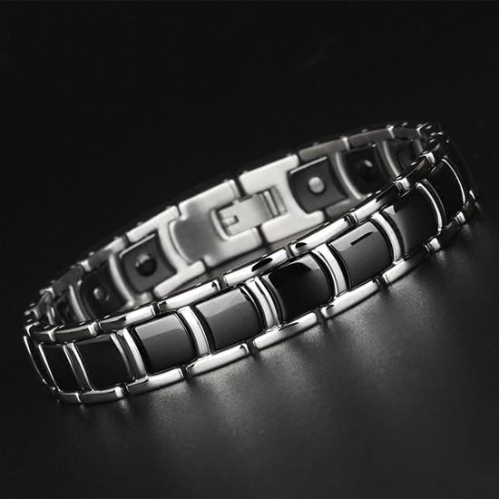 Healthy 316L Stainless Steel Germanium Bracelet Manufacturers, Healthy 316L Stainless Steel Germanium Bracelet Factory, Supply Healthy 316L Stainless Steel Germanium Bracelet