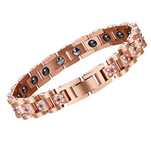 Bracelet Fashion en acier inoxydable Germanium 316L