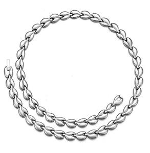 Germanyum Titanium Steel Necklaces