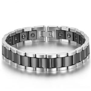 Pure Germanium Titanium Steel Power Bracelet