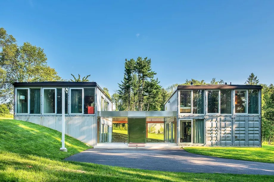 The 5 best shipping container houses of 2018