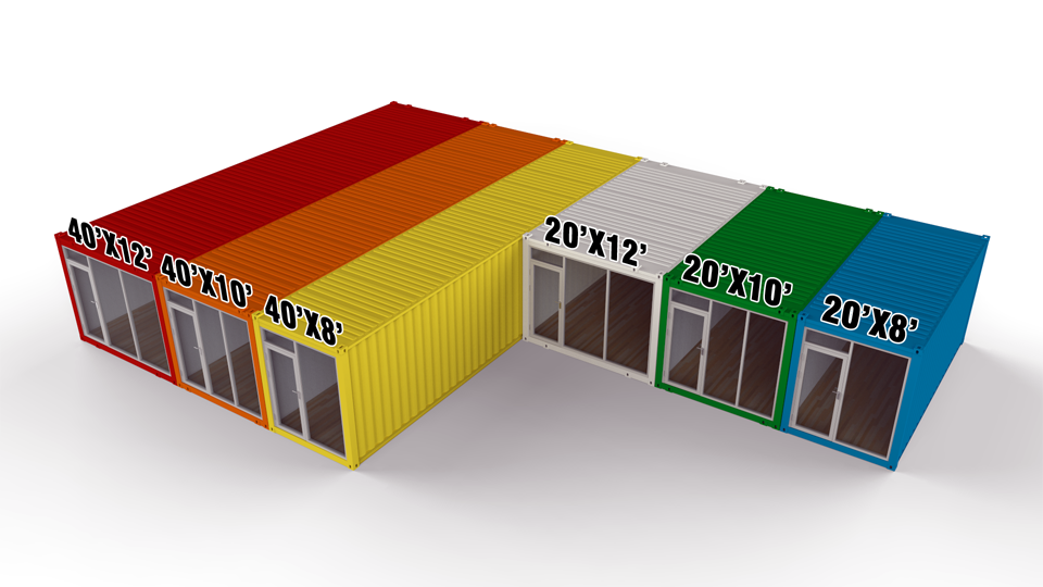 Modified Container Accommodation Factory Price