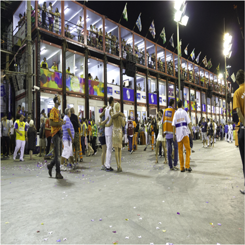 Rio Carnival Stand Project