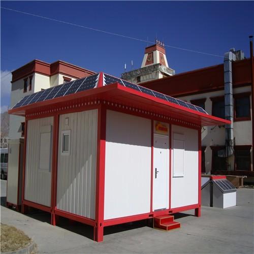 Тибетский Солнечный Дом