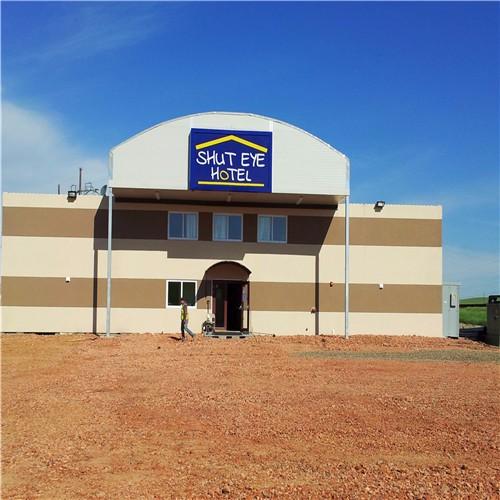 Proyecto del Hotel North Dakota America