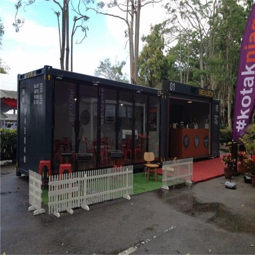 Proyecto de cafetería en Malasia