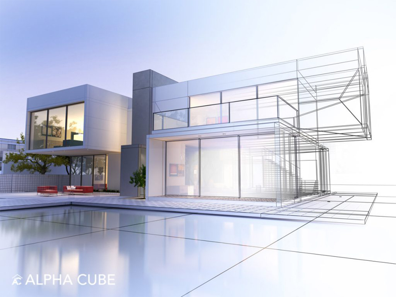 Custom Prefabricated Smart Home Residence