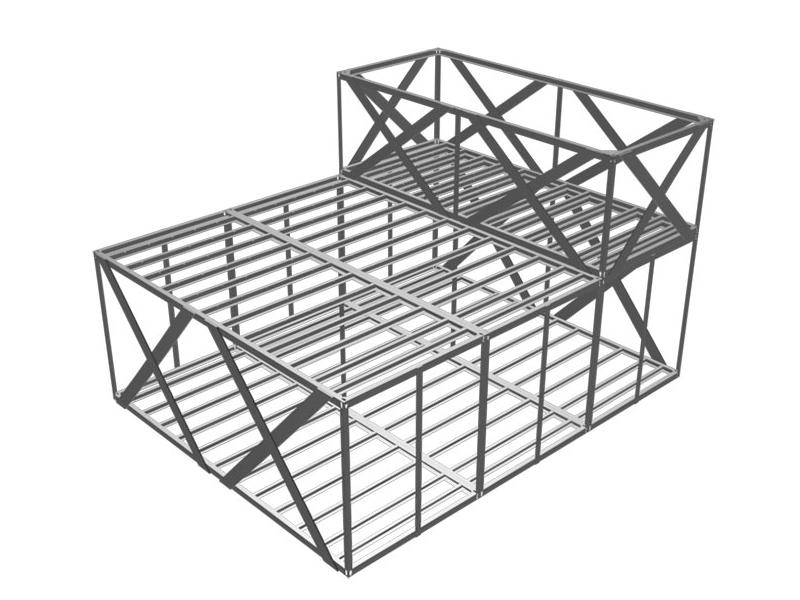 Quality Prefabricated Smart Home
