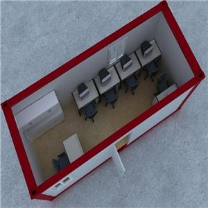 flat pack office