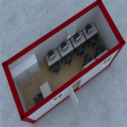 Buy flat pack container office, China Brands flat pack container office, flat pack container office Producers