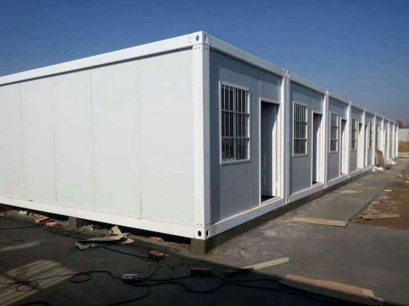 Platpack container Accommodation