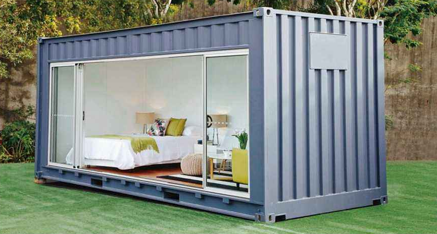 Container house Accommodation