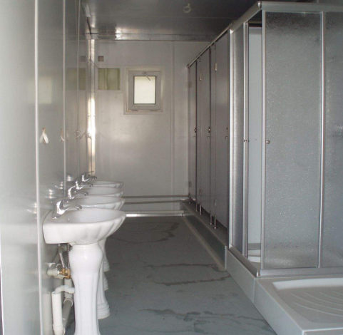 Flatpack Container Toilet Manufacturers, Flatpack Container Toilet Factory, Supply Flatpack Container Toilet