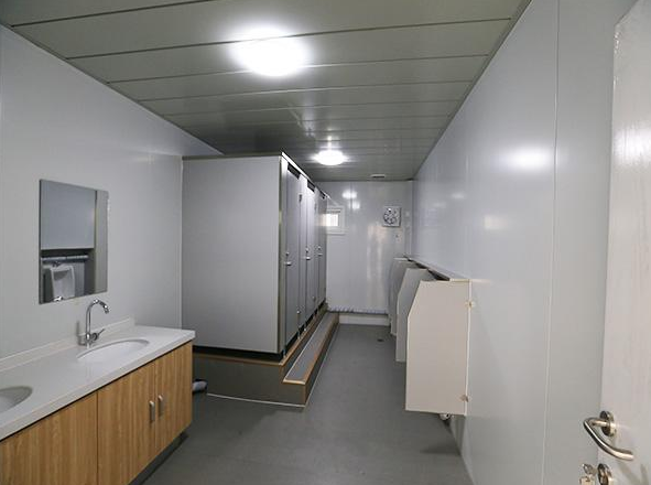 Container house Shower