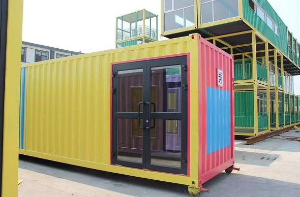 Customized Container Villa Manufacturers, Customized Container Villa Factory, Supply Customized Container Villa