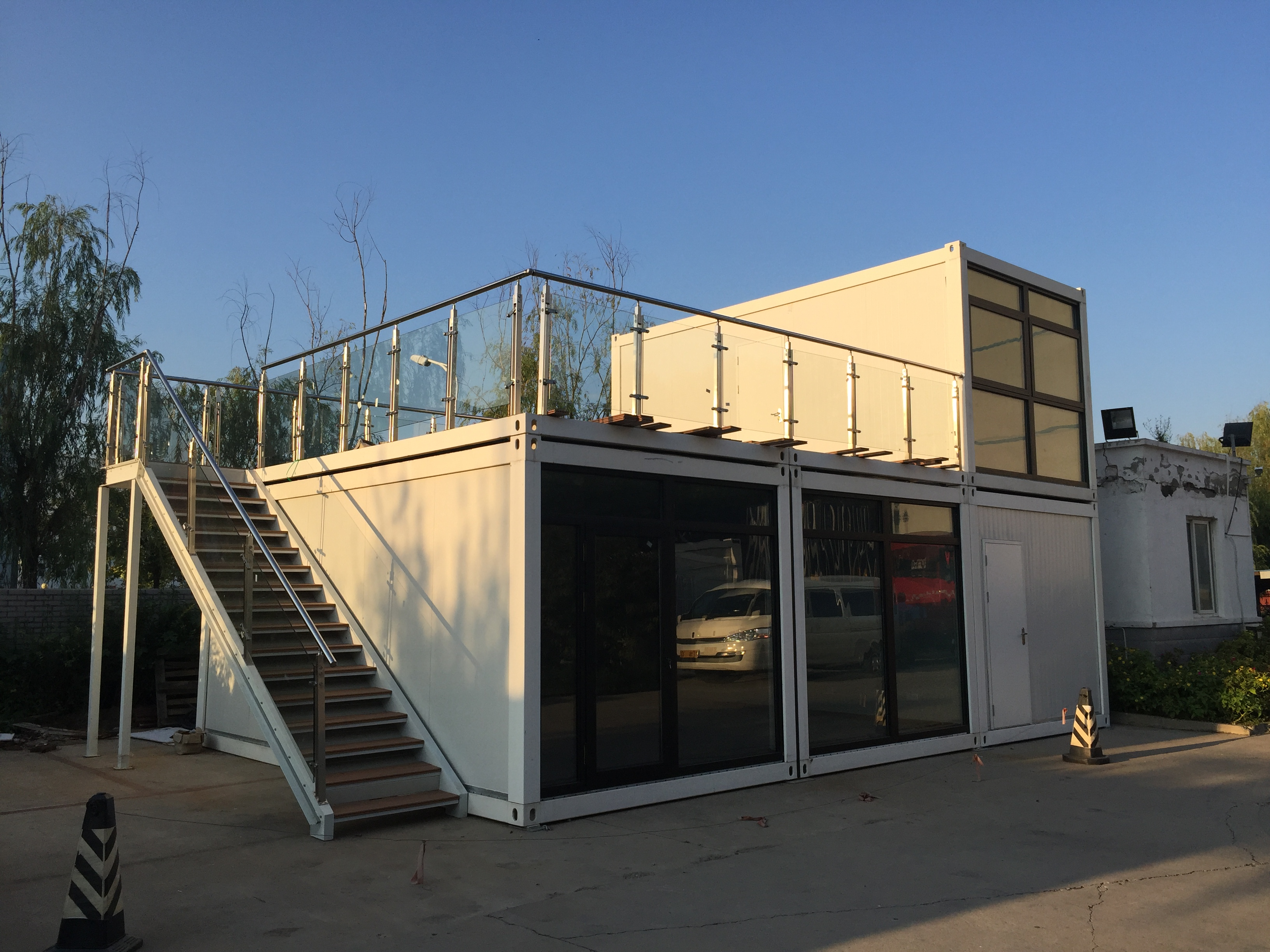 Container house Office
