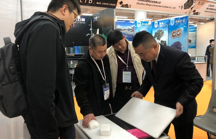 Partisipasi dalam Pameran Batu Internasional Xiamen ke-19