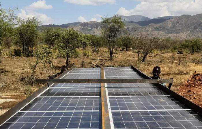 Huateng Group construye instalaciones convenientes para residentes africanos