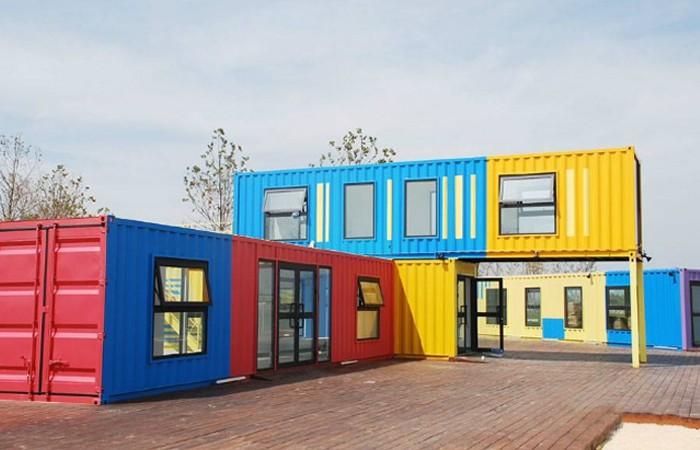 Customized Container Villa