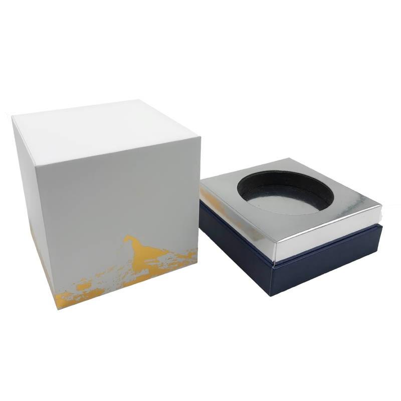 Custom Luxury Perfume Cuff Boxes Fragrance Boxes