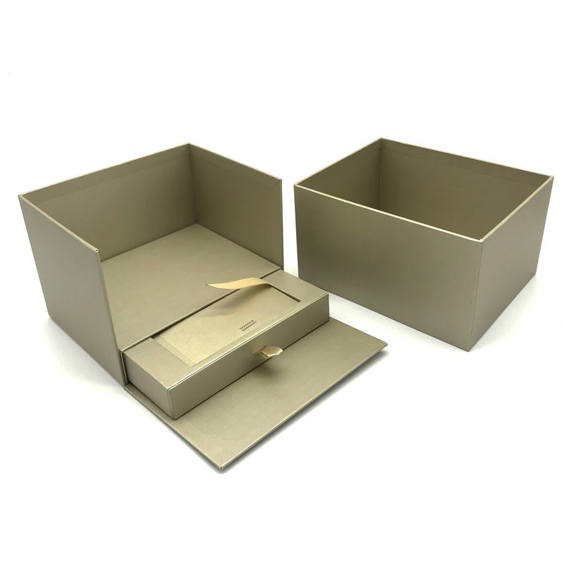 Handmade Jewelry Display Box Luxury Paper Box