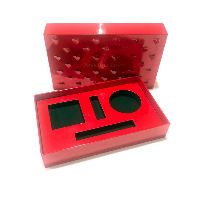 Cosmetic Display Box Cut Makeup Box Good Makeup Boxes