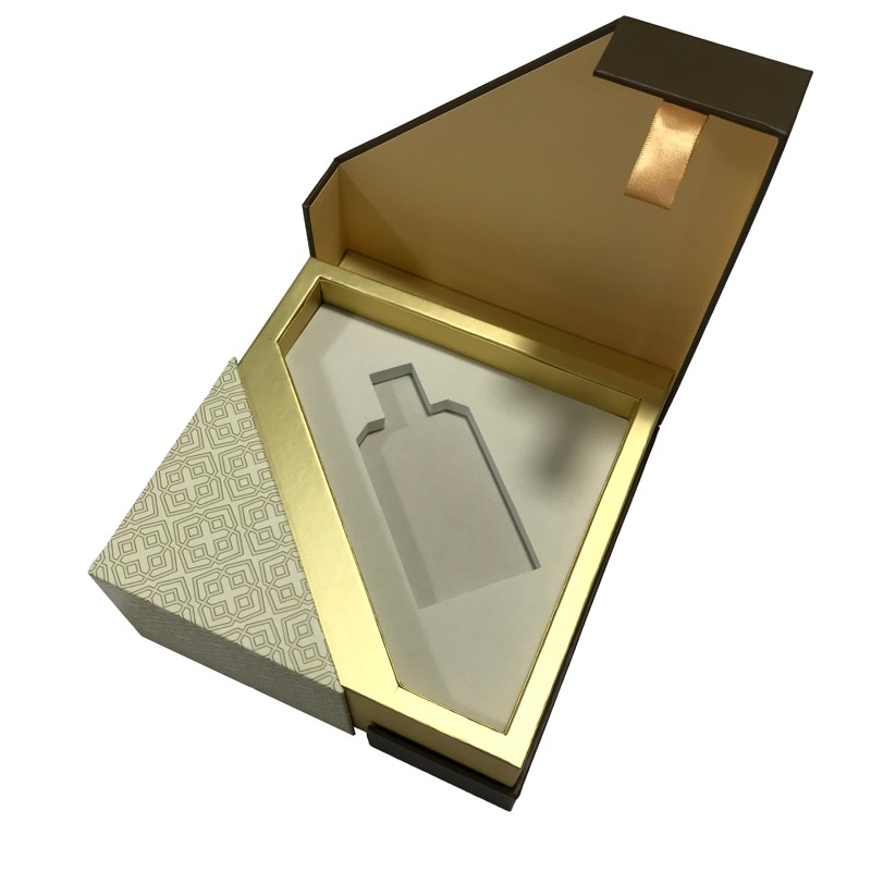 Luxury Perfum Box Paperboard Fragrance Boxes