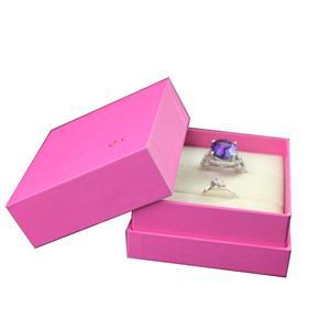Small Pink Jewelry Box Stylish Jewelery Case