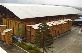 Madeira padronizada e certificado FSC