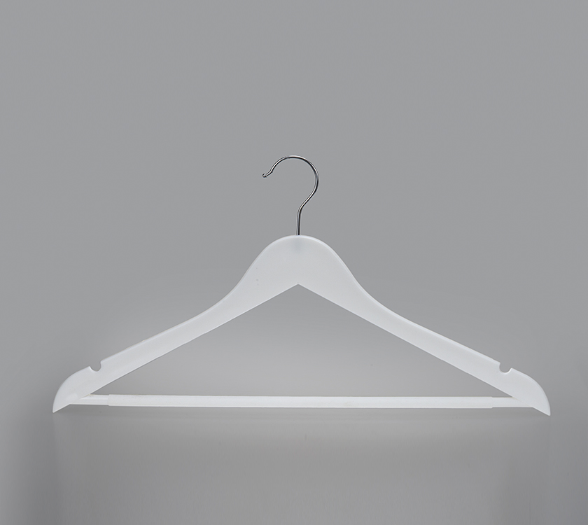 plastic dress hanger
