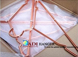 metal wire coat hangers