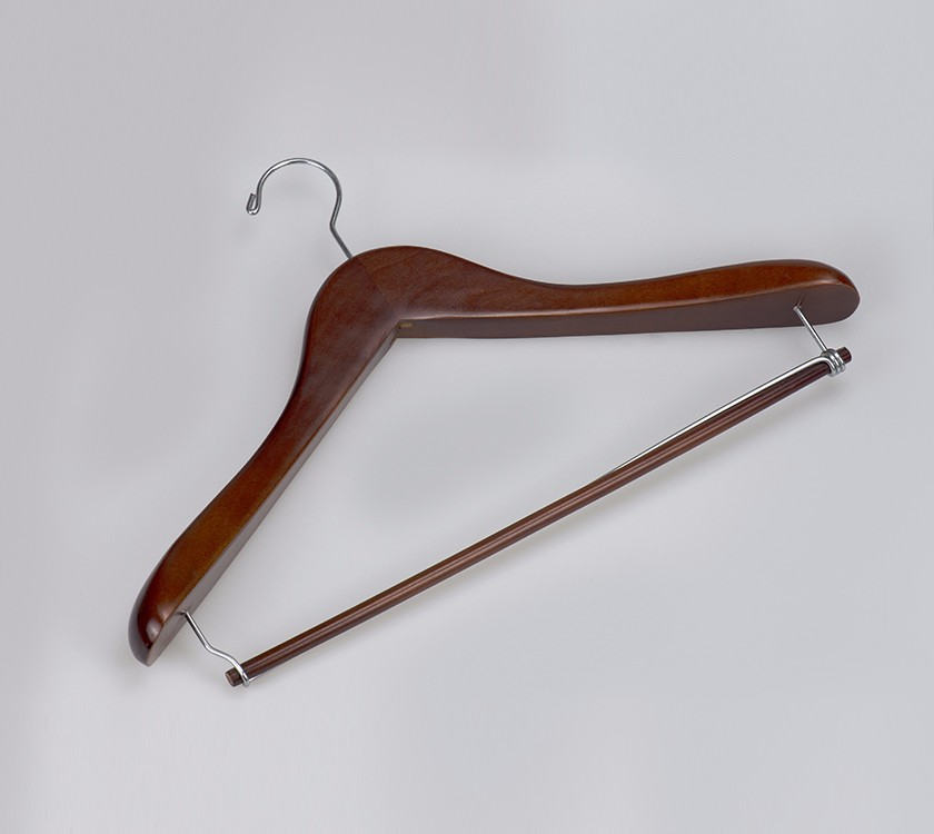 Wooden Clothes Hanger For Gentleman Suit Manufacturers, Wooden Clothes Hanger For Gentleman Suit Factory, Supply Wooden Clothes Hanger For Gentleman Suit