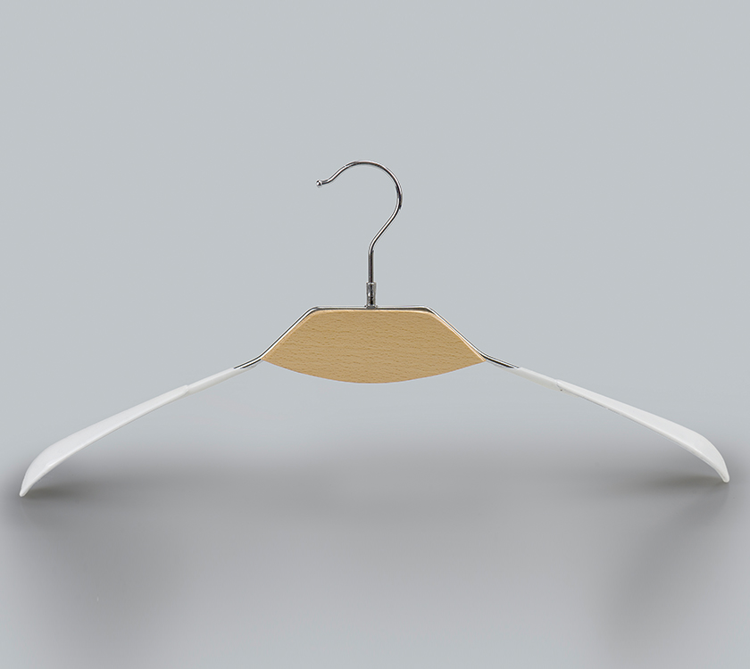 coat hanger with foam