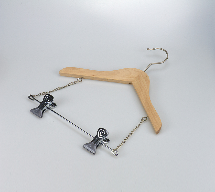 wood baby mobile hanger
