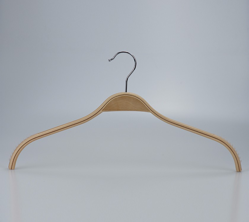 laminated clothing hanger with anti slip rubber Manufacturers, laminated clothing hanger with anti slip rubber Factory, Supply laminated clothing hanger with anti slip rubber