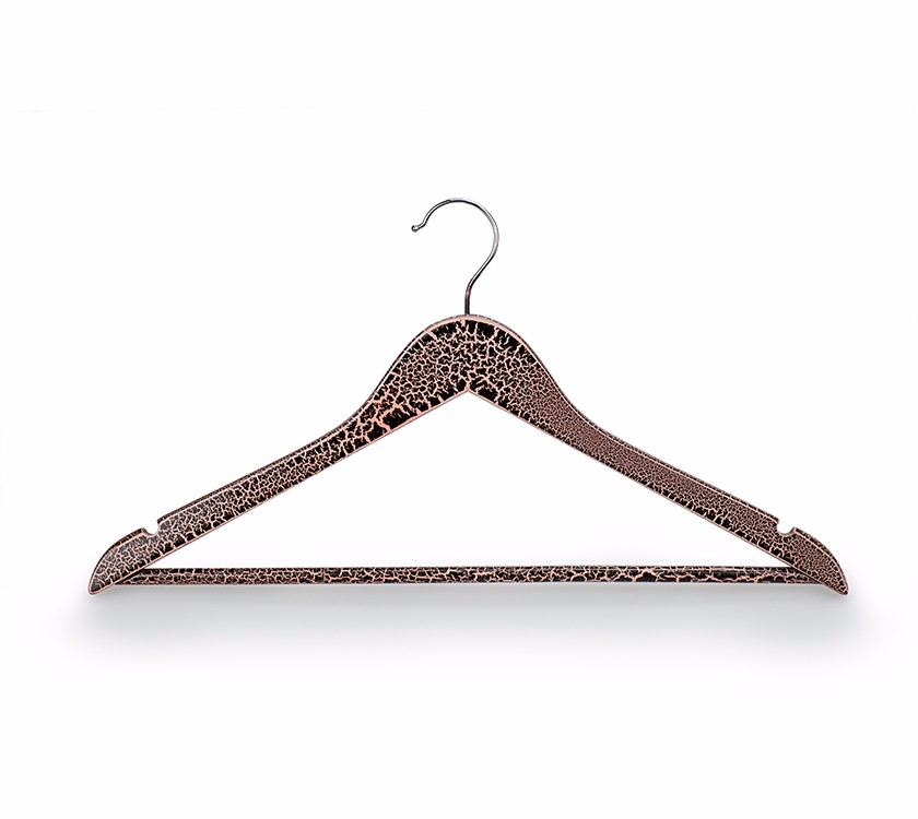 New Anti Slip Wooden Garment Display Hanger