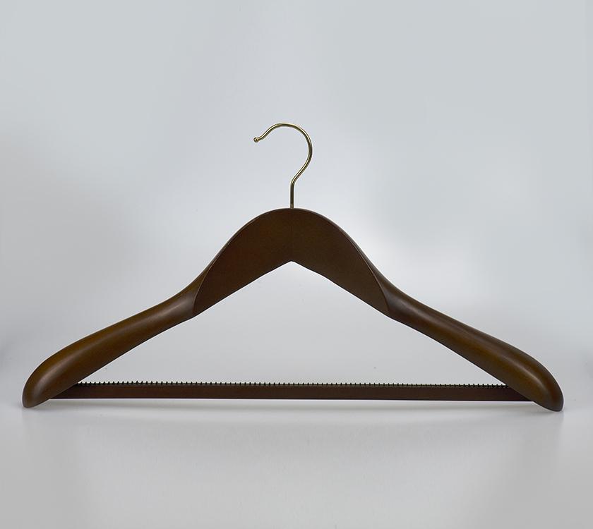 hanger wood anti slip