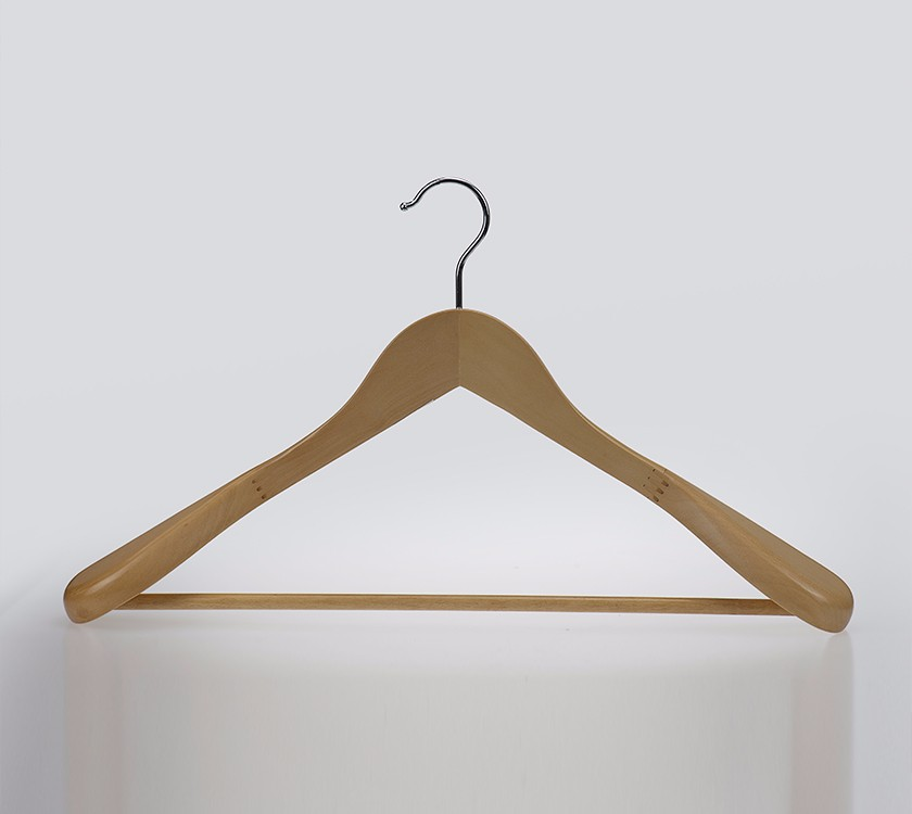 Hot Sales Wood Suit Hanger Wood For Cloth