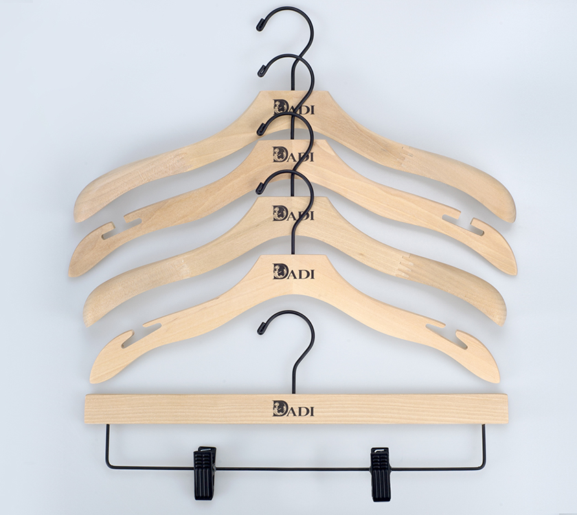 shirt wooden hanger